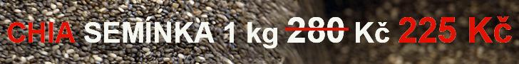 chia 728x90 akce 225 - Energie pro jednotlivá znamení: 29. 7. 2015