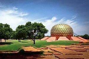 Auroville05 - Úžasné město bez politiků, náboženství a peněz