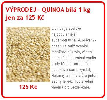 quinoa 125 NEW - Je hnědá rýže opravdu zdravější?