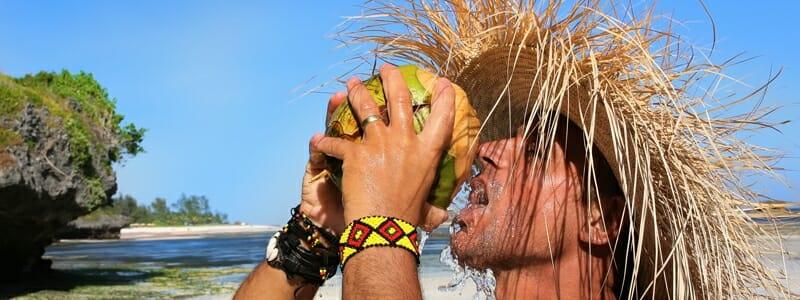 Tanzanie a Keňa: čerstvé ovoce na každém rohu