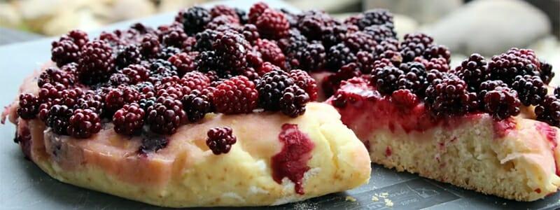 """Veganský """"tvarohový"""" koláč si prostě zamilujete"""