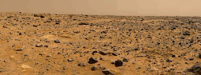 bc545e156422db26b26b0004eb37bbc5 - Na Marsu byl život, zničila jej osudová katastrofa