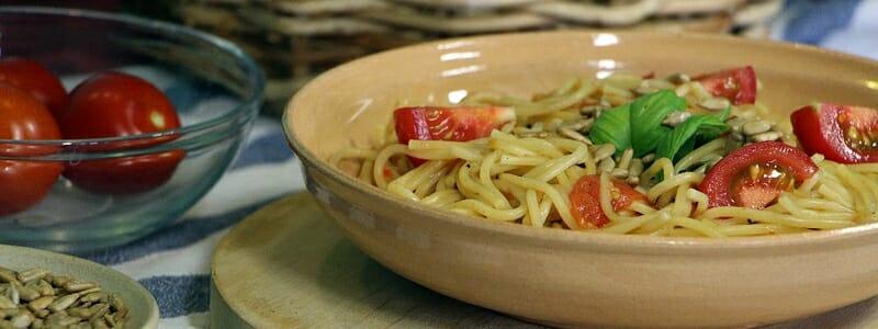 1dacc09c5ce109361ba38fc1b809c695 - Velmi rychlé špagety vrajčatové omáčce
