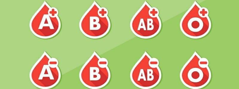 Krevní skupiny: Co bychom o nich měli vědět.