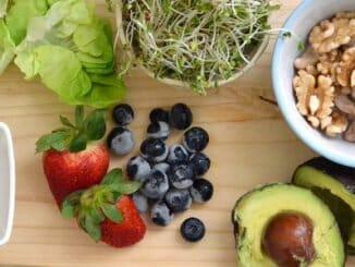 Posílení metabolismu pomocí superpotravin