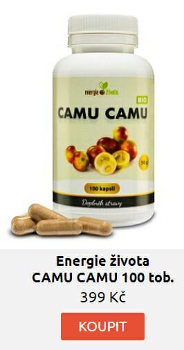 CAMU CAMU 100 tob. 12% vitaminu C