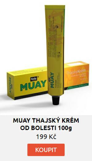 MUAY - THAJSKÝ KRÉM OD BOLESTI 100g