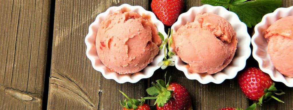 Veganská zmrzlina neokyselí vaše tělo.