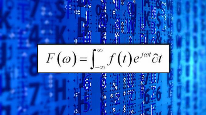 Fourierova transformace vysvětluje podstatu Matrixu.