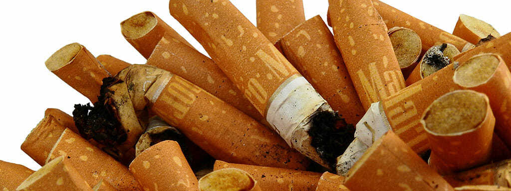 Cigaretové filtry znečišťují světové oceány.