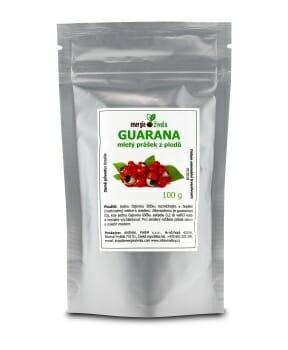 eed124770be Stimulant jménem guarana je nepřekonatelný