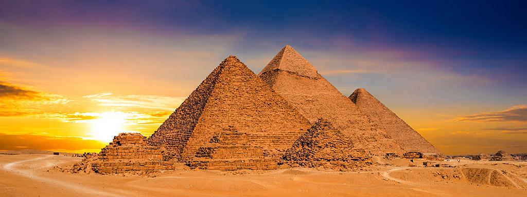 Pyramidy tvoří energii odnikud, jak je to možné?