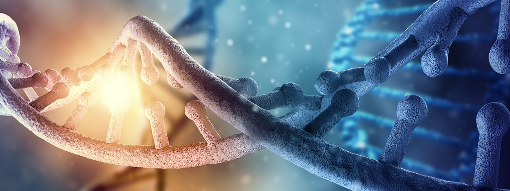 DNA lze měnit a vylepšovat si tak nejen tělo.