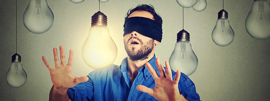 Intuice introvertů a extrovertů podle psychologa Carla Junga.