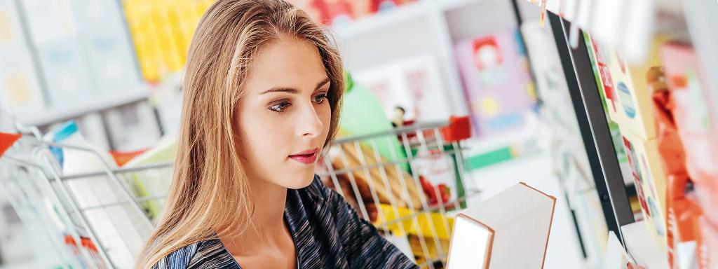 Etikety na potravinách mohou ukrývat lživé údaje.