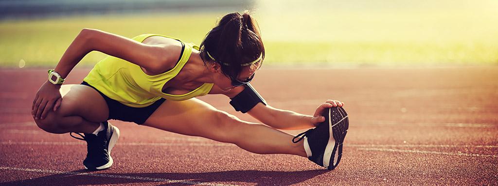 Atletky ke světovým rekordům přivedl cordyceps.