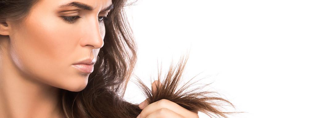 Roztřepené konečky vlasů: Jak na ně?