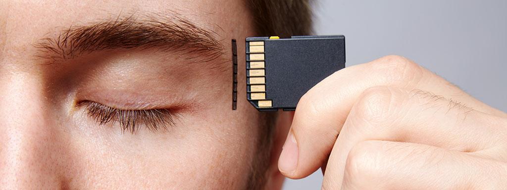 Paměť mozku má podivuhodné mechanismy.