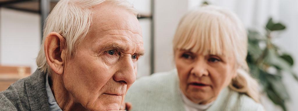 Příznaky demence je nutno zachytit včas.