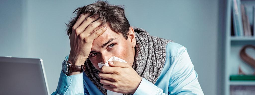 Chřipka: jak se účinně bránit a předcházet onemocnění.