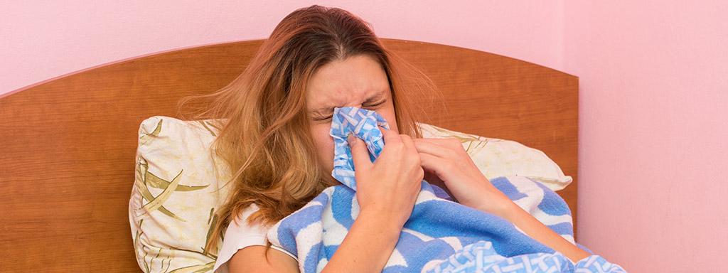 Respirační onemocnění: příčiny a přírodní léčba.