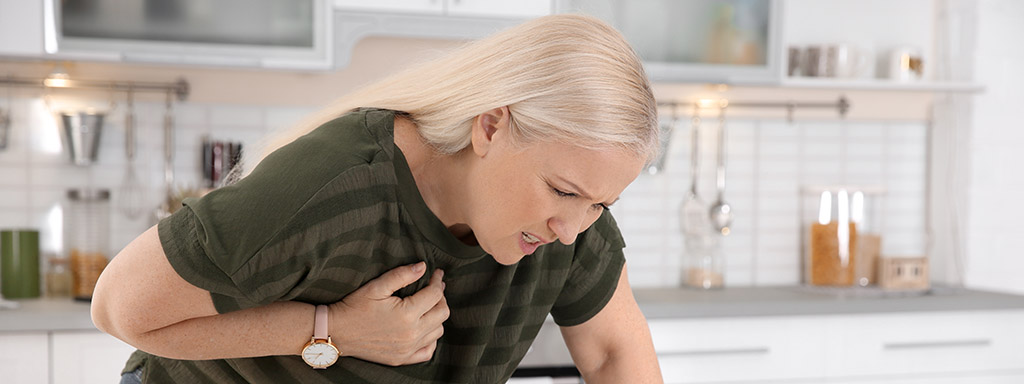 Stres může způsobit srdeční příhodu připomínající infarkt.
