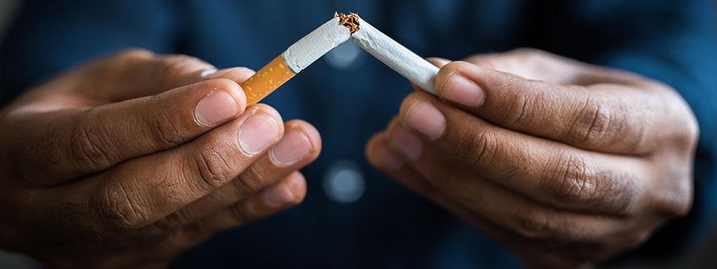 Jak přestat kouřit: Zkuste osvědčené bylinky.