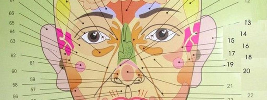 Mapa tváře: Akné prozradí, jak jste nemocní.