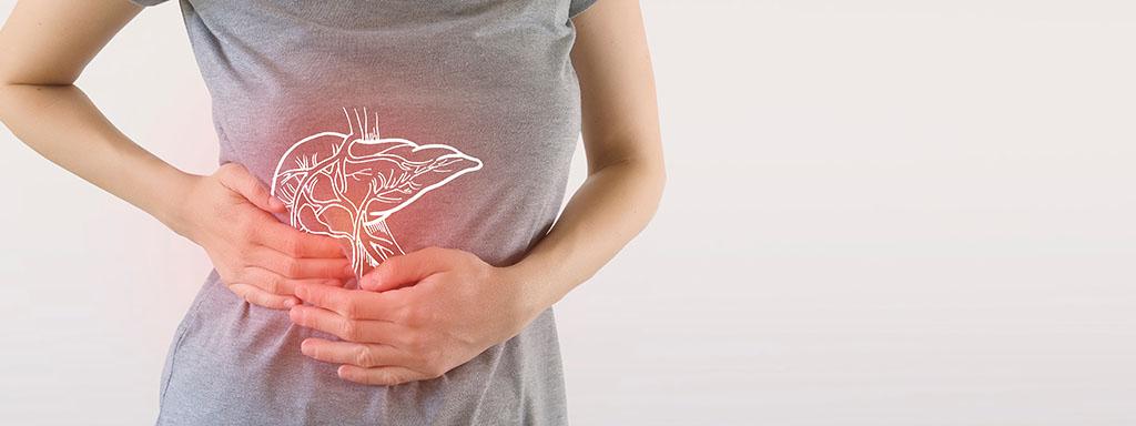 12 příznaků, že máte nemocná játra.