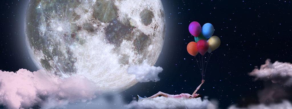 Fáze Měsíce zásadně ovlivňují váš spánek.