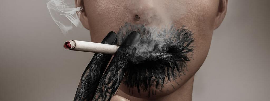 Kouření nepoškozuje pouze plíce a cévy.