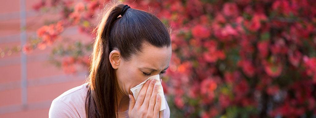 Alergie se dají léčit psychoterapií a bylinkami.